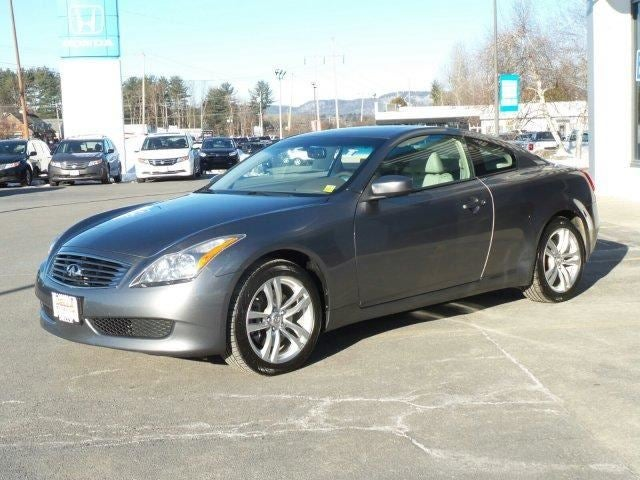 2010 INFINITI G37 2dr X AWD In Queensbury, NY   DELLA Auto Group
