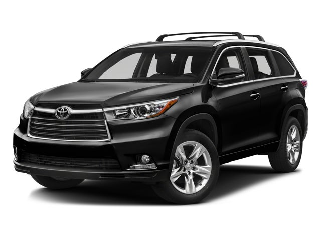2016 Toyota Highlander Awd 4dr V6 Limited Platinum In Queensbury Ny Della Auto Group