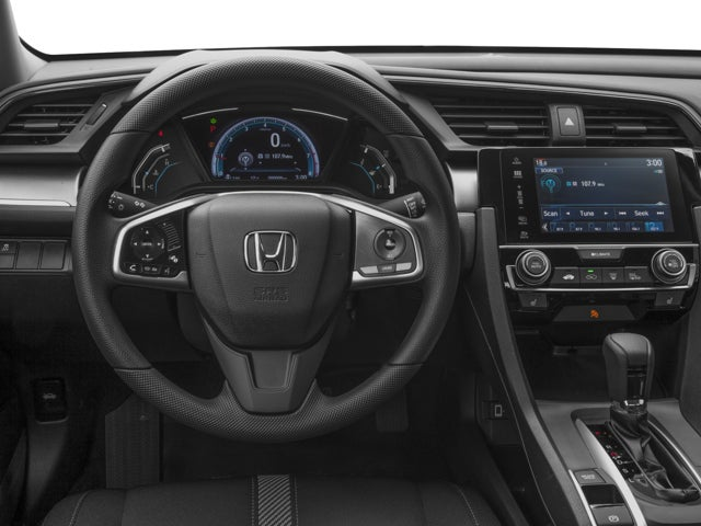 2017 Honda Civic Sedan Lx In Queensbury Ny Della Auto Group