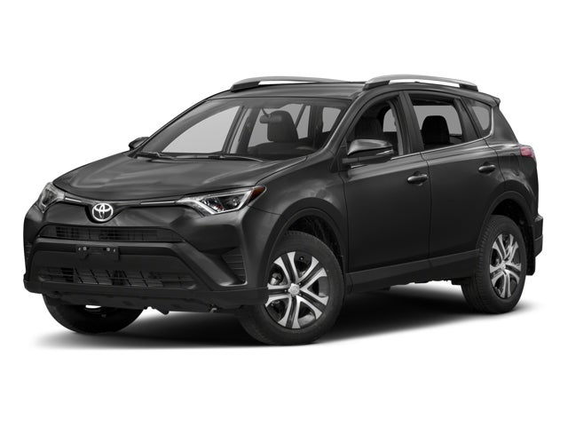 2017 Toyota Rav4 Le Awd In Queensbury Ny Della Auto Group