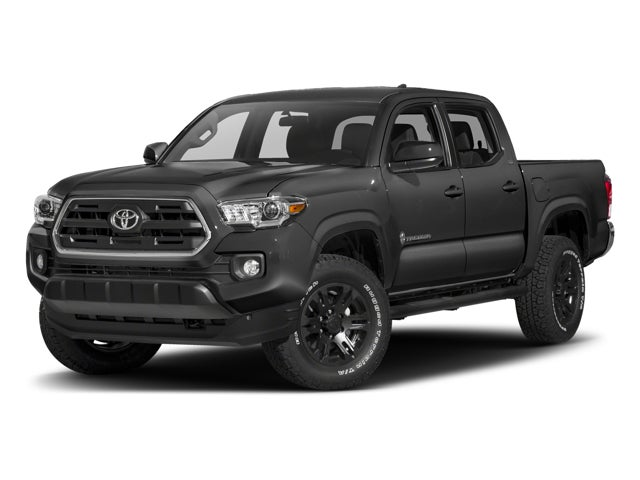 2018 toyota tacoma sr5 double cab 5 39 bed v6 4x4 at. Black Bedroom Furniture Sets. Home Design Ideas