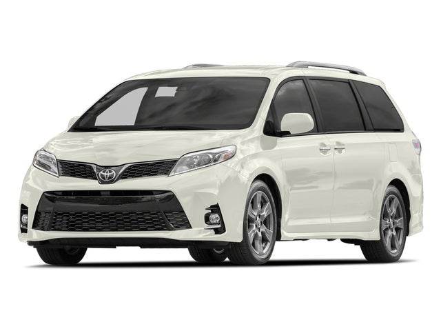 2018 Toyota Sienna Xle Awd 7 Penger In Queensbury Ny Della Auto Group