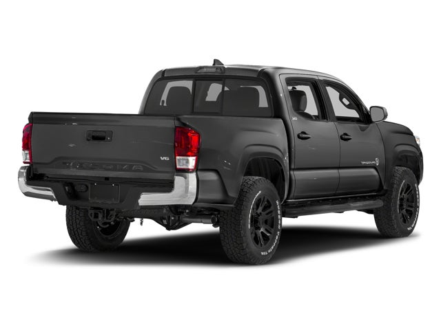 2017 Toyota Tacoma Sr5 Double Cab 5 Bed V6 4x4 At In Queensbury Ny