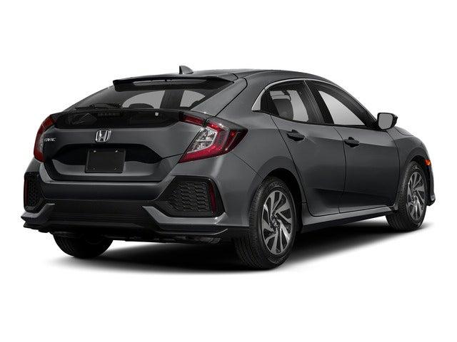 2018 Honda Civic Hatchback Lx Cvt In Queensbury Ny Della Auto Group