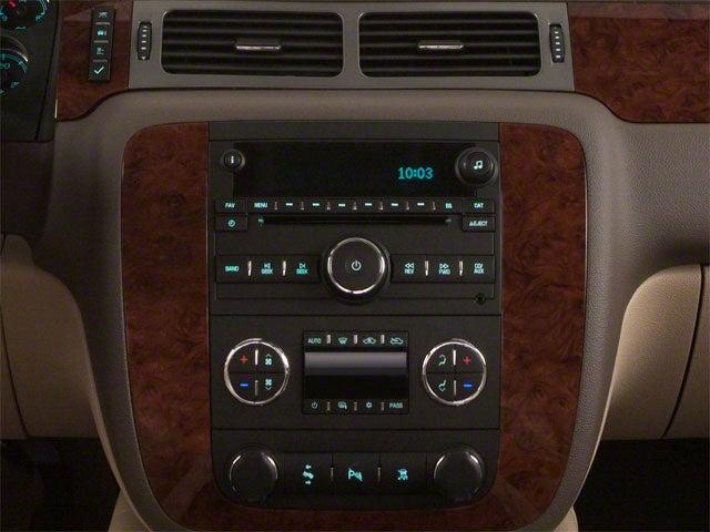 2011 Chevrolet Silverado 1500 4WD Ext Cab 143 5