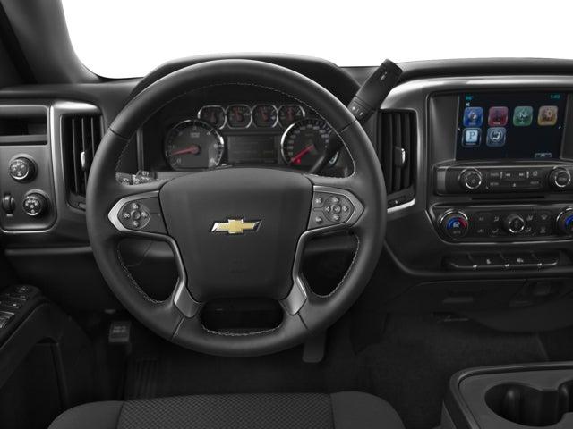 2015 Chevrolet Silverado 1500 4wd Double Cab 143 5 Ltz W 2lz