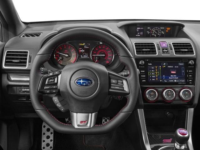 2016 Subaru Wrx Sti 4dr Sdn In Queensbury Ny Della Auto Group
