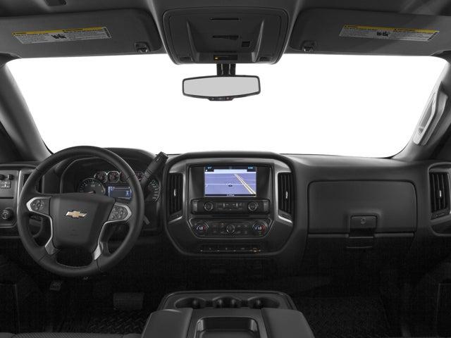 2017 Chevrolet Silverado 1500 4wd Crew Cab 143 5 Lt W 1lt