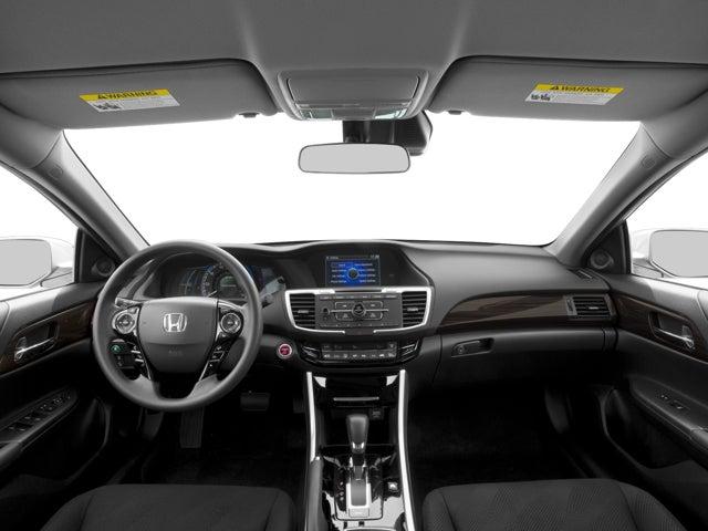 2017 Honda Accord Hybrid Sedan In Queensbury Ny Della Auto Group