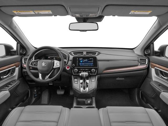 2017 Honda Cr V Touring Awd In Queensbury Ny Della Auto Group