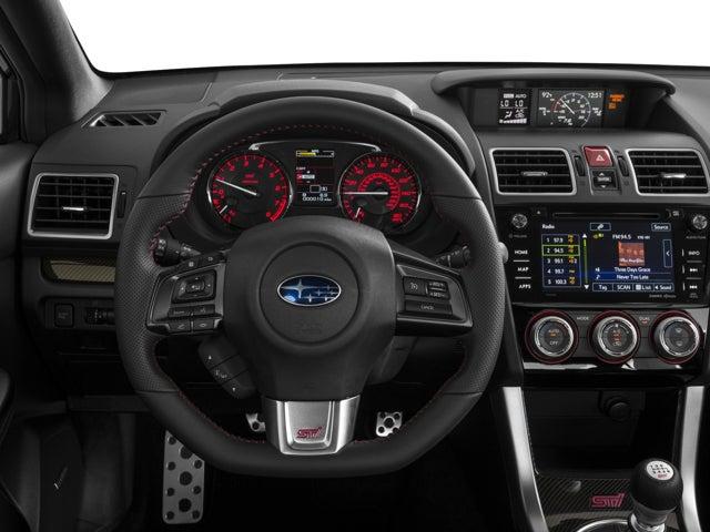 2017 Subaru Wrx Sti Limited Manual W Lip Spoiler In Queensbury Ny Della